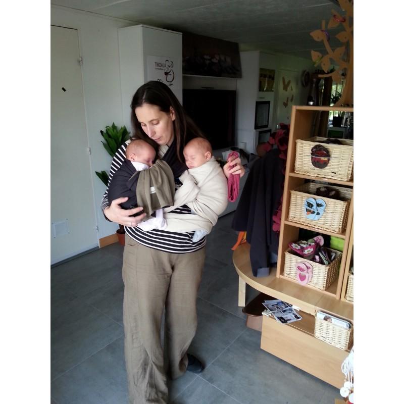 Atelier de portage dos   apprendre à porter bébé en écharpe sur le dos 0393a58b95f