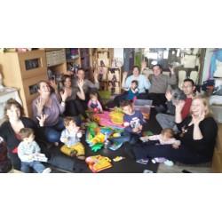 Je règle mon atelier Tikoala   atelier portage bébé, massage bébé 8ef6ab8ffe2