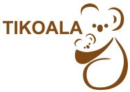 a792085c293 Poncho de portage bébé uni Tikoala - Boutique Tikoala